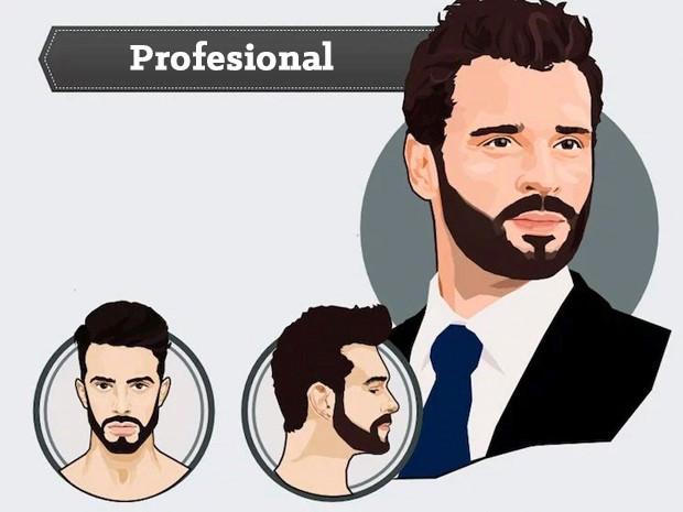 Barba Profesional